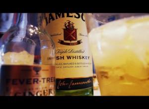 Jameson Ginger & lime - smagstest
