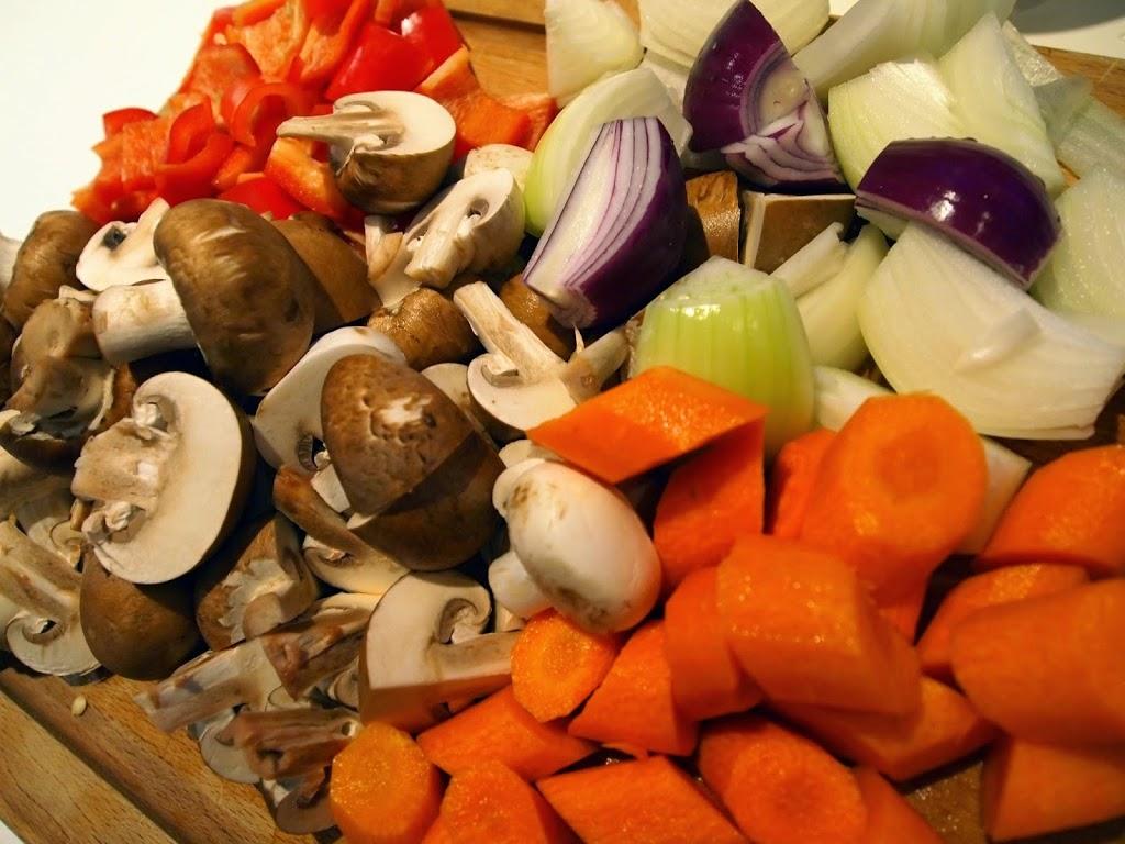 Masser af grøntsager | Lammegryde | MadMedMartin