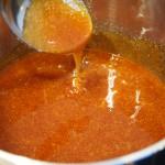 Karamel til hjemmelavet gastrik