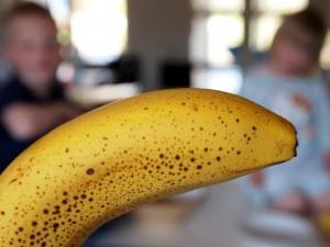 Moden banan | Bananmuffins | MadmedMartin.dk