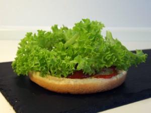 Cheese burger billede 2 | MadMedMartin.dk