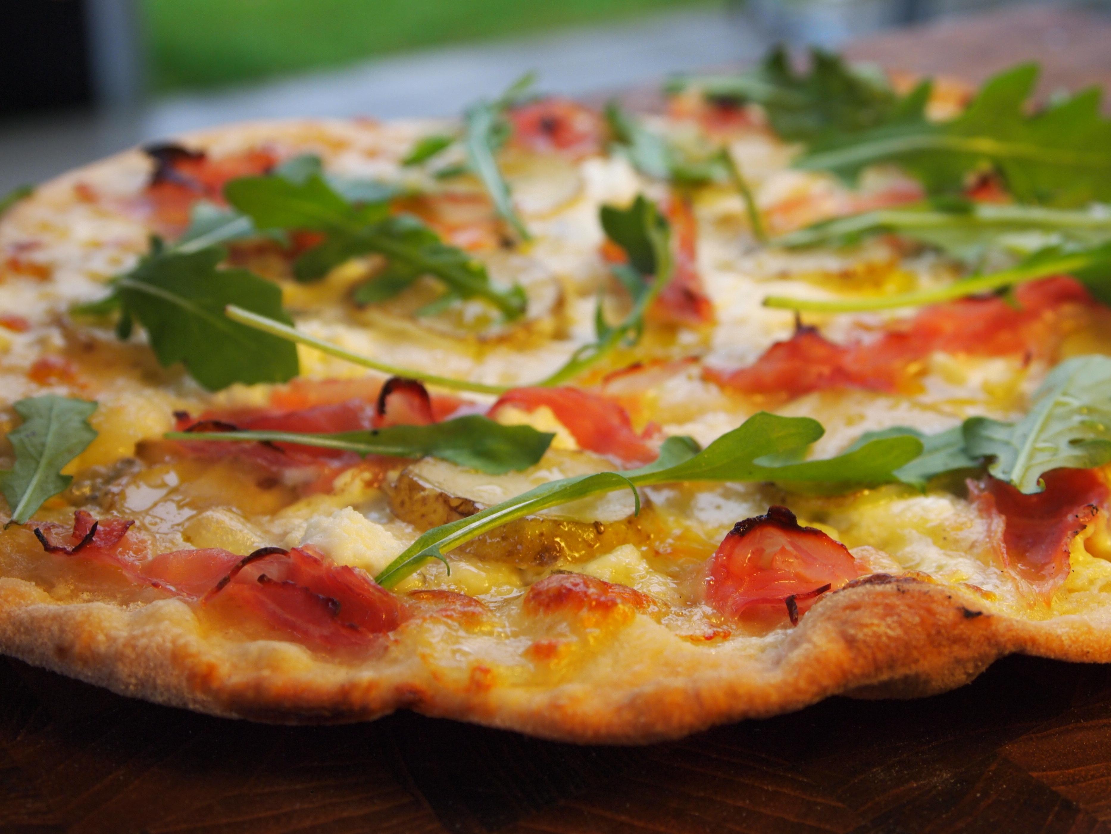 Pizza Bonnez | MadMedMartin.dk