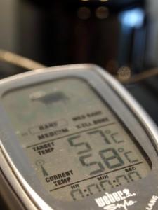 Temperatur | Persilleolie | MadMedMartin.dk