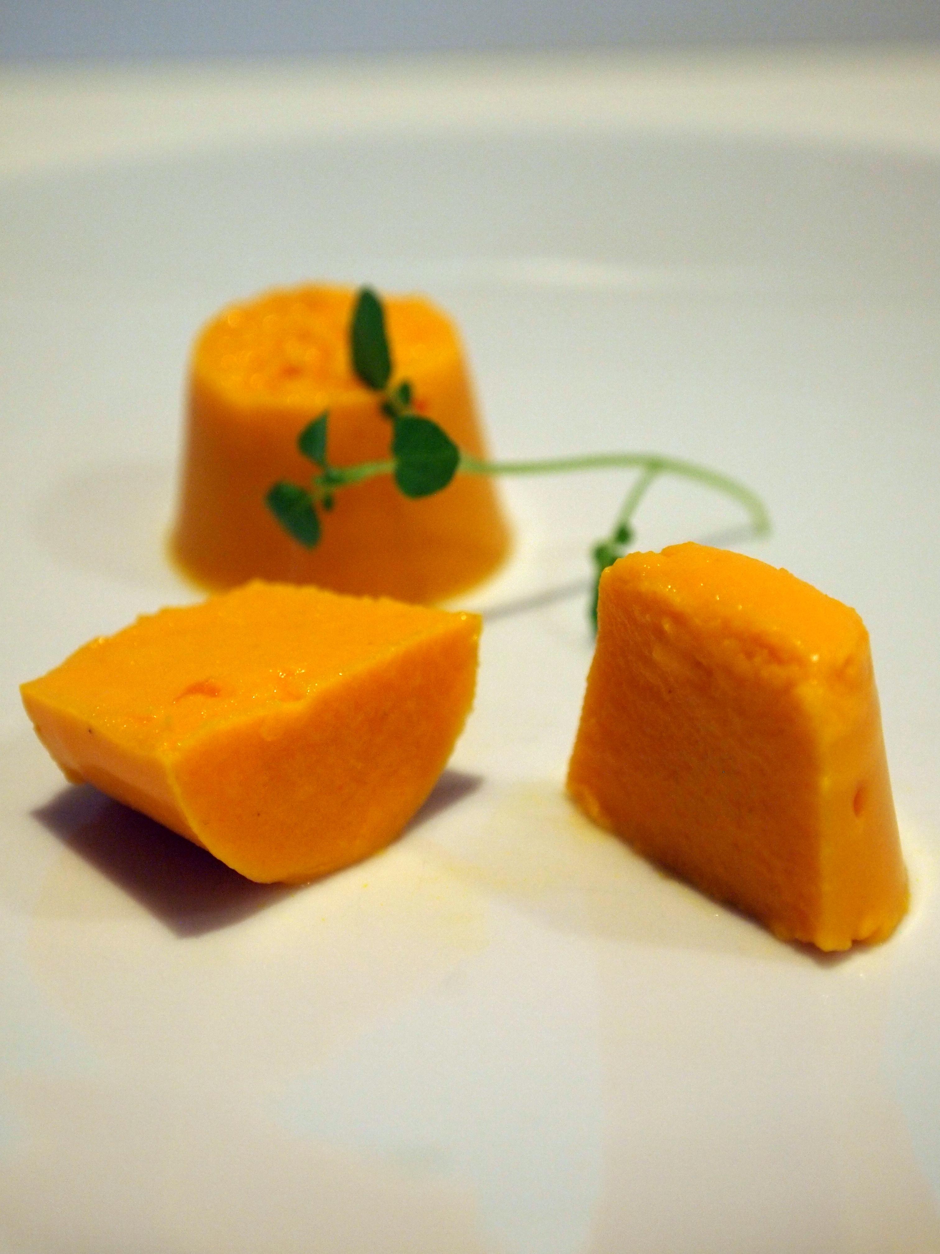 Små forme | Gulerodscreme | MadMedMartin.dk