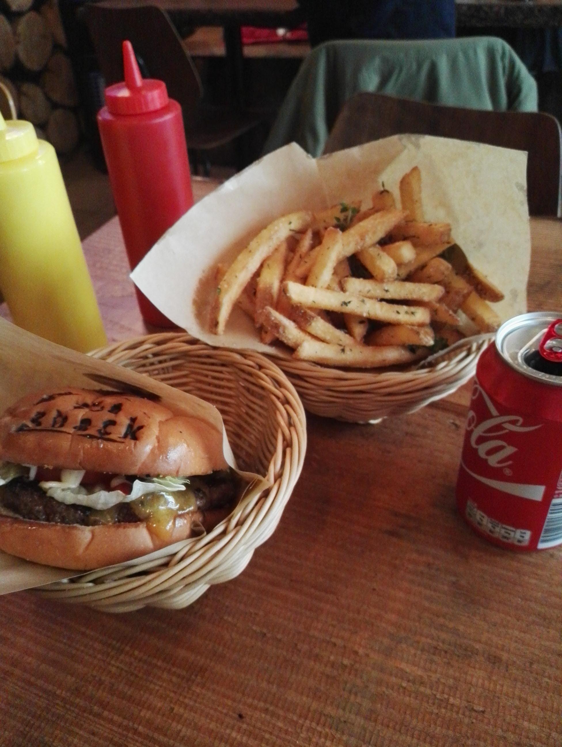 burger shack | madmedmartin.dk