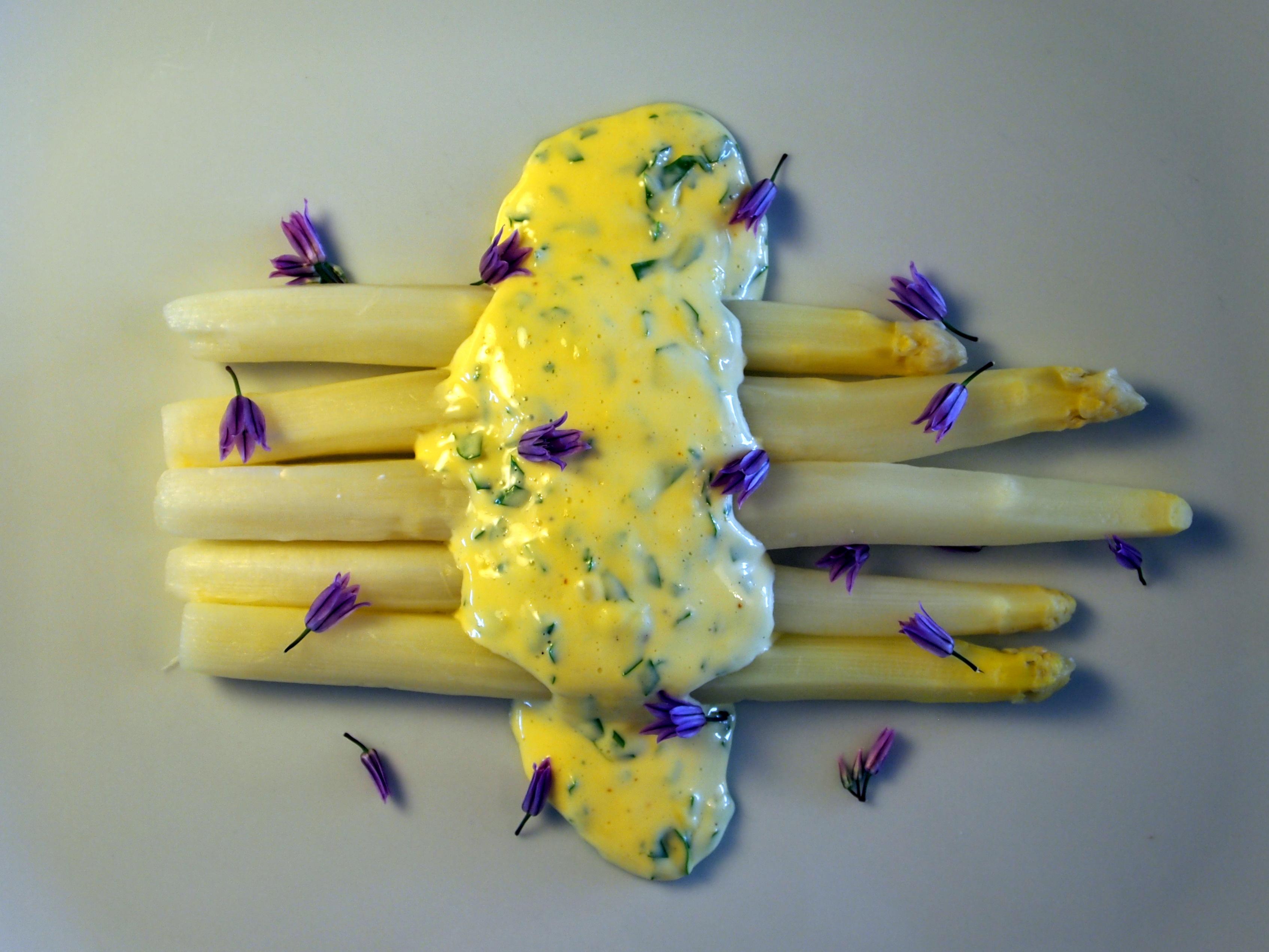 Hvide asparges | sous vide | madmedmartin.dk