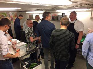 god stemning | kokkeskole | madmedmartin.dk