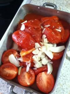 langtidsbagt tomatsovs