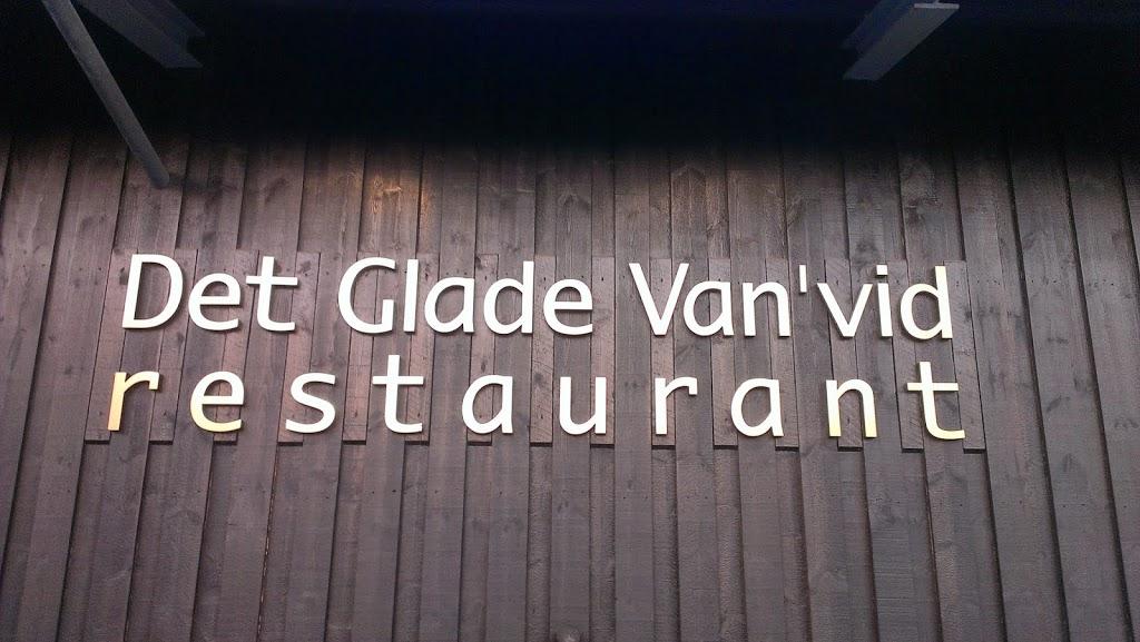 Restaurant Det glade vanvid. Brøderne Koch