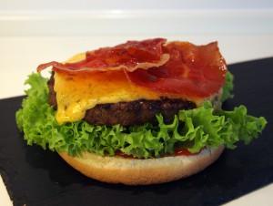 Cheese burger billede 4 | MadMedMartin.dk