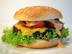 Den ultimative cheese burger | MadMedMartin.dk