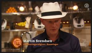 Masterchef 2016   TV3   Martin Svendsen