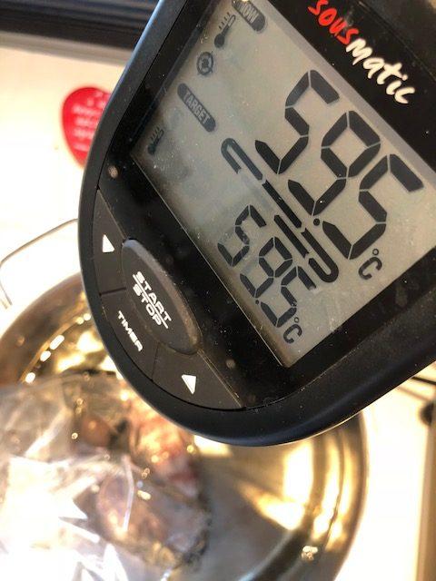 59,5 kernetemperatur svinemørbrad